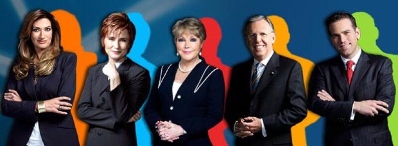 Se dice que este año habrá cambios importantes en la programación de Televisa, especialmente en su barra de noticieros.
