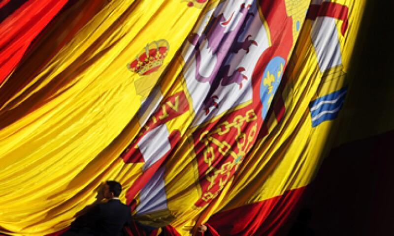 El déficit del Estado central español hasta mayo alcanzó el 3.41% del PIB. (Foto: AP)