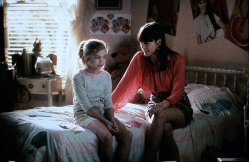 Anna Chlumsky y Jamie Lee Curtis durante una escena  de Mi Primer Beso como se le tituló en Latinoamérica.