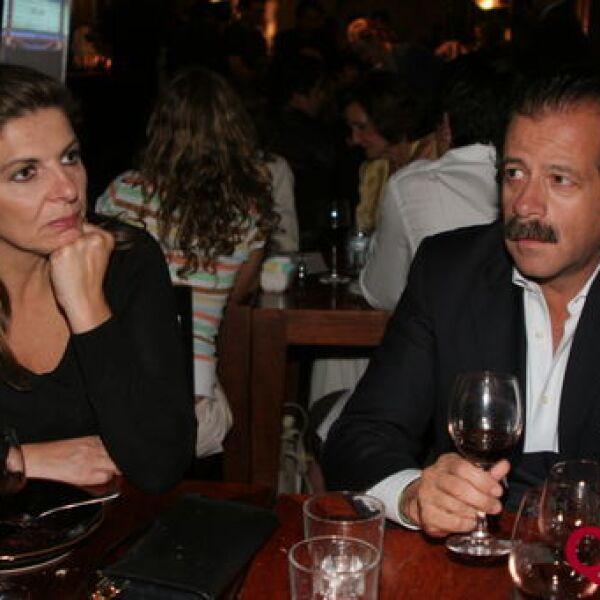 Patricia Algarabel, José Mora