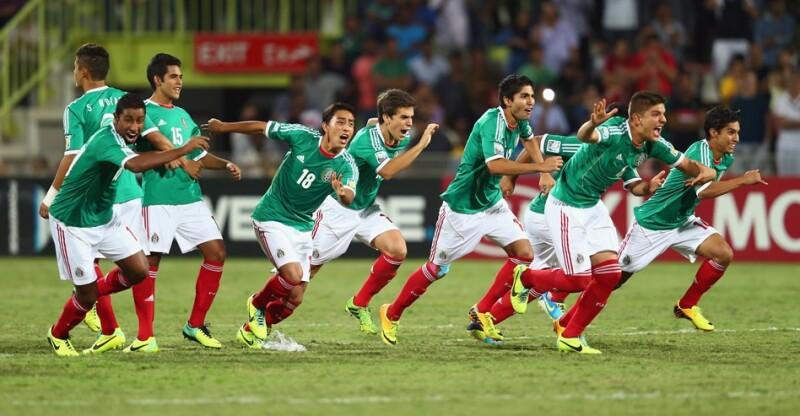 México vs. Brasil 3