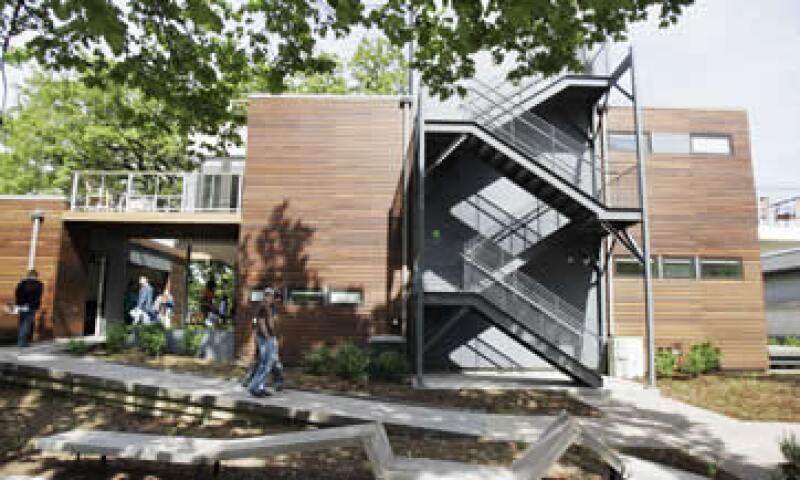 En el Museo de Ciencia e Industria de Chicago se exhibió en 2008 la 'casa inteligente' para mostrar al público cómo incorporar la sustentabilidad en sus hogares. (Foto: AP)