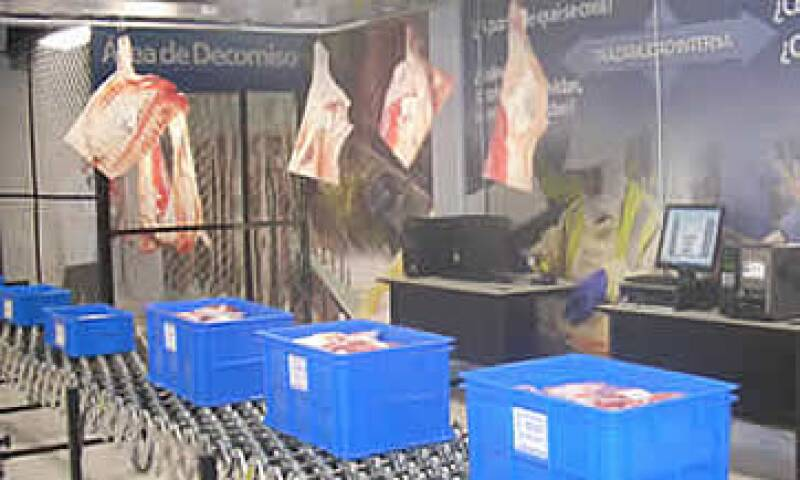 Productores de carne (Foto: Ivet Rodriguez)