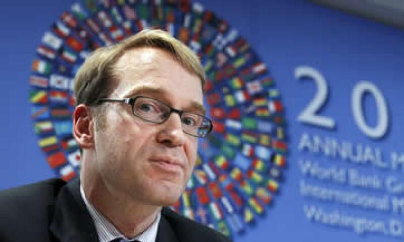 Weidmann aclaró que a Grecia no se le puede obligar a cumplir con el programa. (Foto: AP)