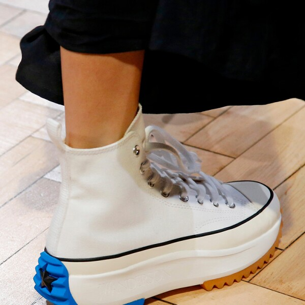 JW Anderson show, Detail, Spring Summer 2019, London Fashion Week, UK - 15 Sep 2018