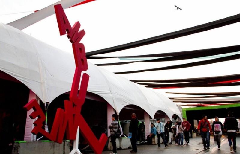 Una vez más, la Carpa Ambulante se volvió uno de los protagonistas innegables del lado cultural del Vive Latino.
