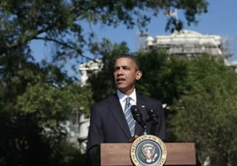 Obama dijo que en la cumbre del G20 promoverán el crecimiento económico mundial. (Foto: AP)