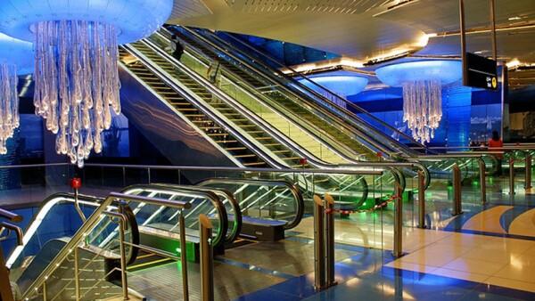 Estaciones de Metro