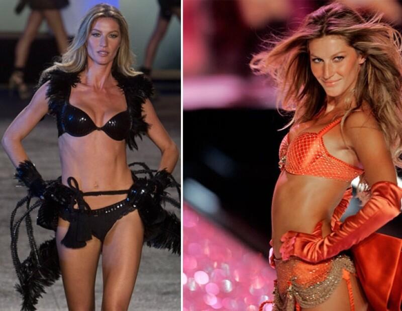 Además de modelar, la supermodelo tiene importantes negocios.