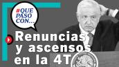 #QuéPasóCon las renuncias del gabinete