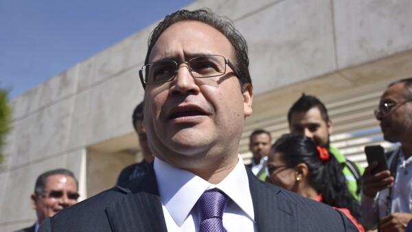 El gobernador de Veracruz