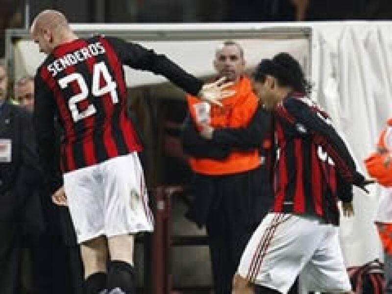 El jugador del Milán dijo que gestos aislados no servirán de nada. (Foto: AP)