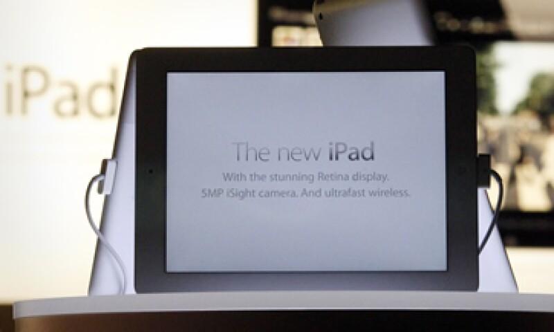 Los fanáticos del continente asiático serán los primeros en adquirir la nueva tablet. (Foto: Reuters)