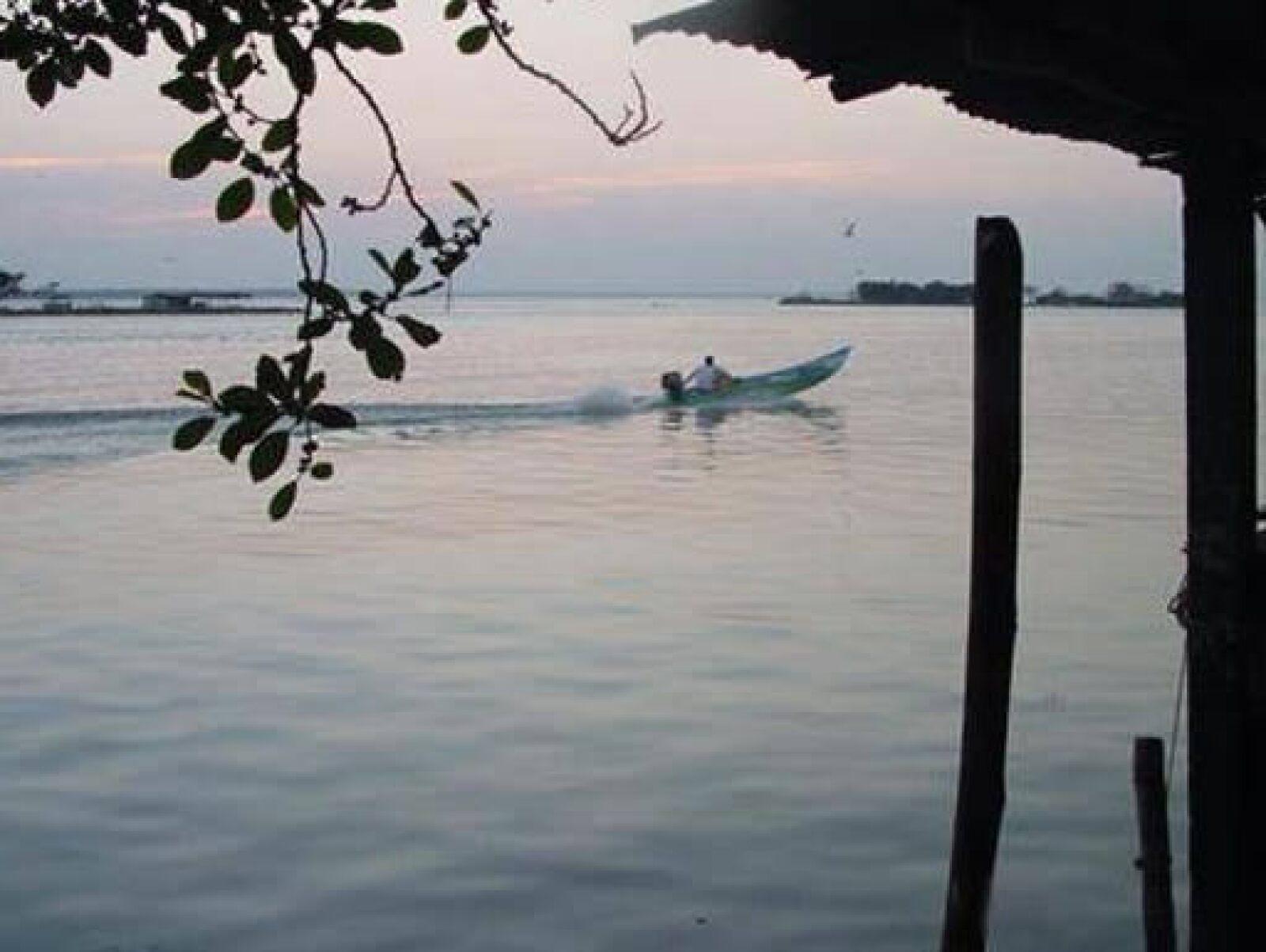 Disfruta de la tranquilidad del río Papaloapan en Cosamaloapan.