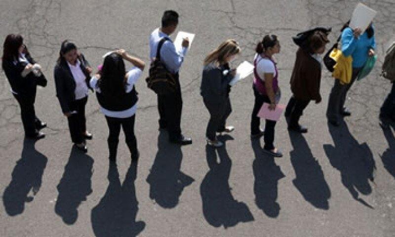Hasta junio, la subocupación había alcanzado a 4.2 millones de mexicanos. (Foto: Getty Images)