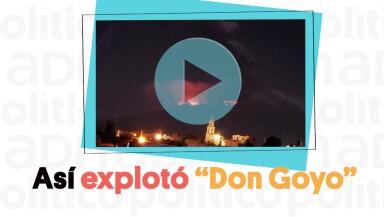 """EnCorto   Así explotó """"Don Goyo"""""""