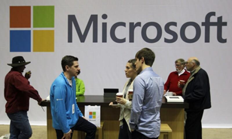 Las ventas del sistema Windows 8 de Microsoft, incluida su más reciente versión 8.1, han sido relativamente lentas.  (Foto: Archivo)