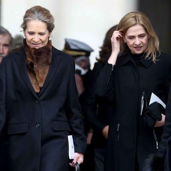 Infanta Elena y Cristina