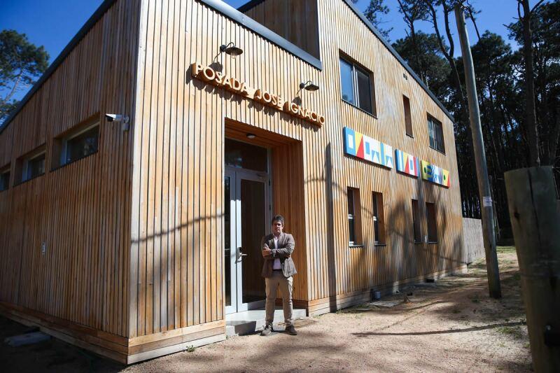 Hotel de madera