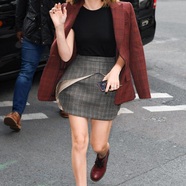 Millie Bobby Brown out and about, London, UK - 28 May 2019