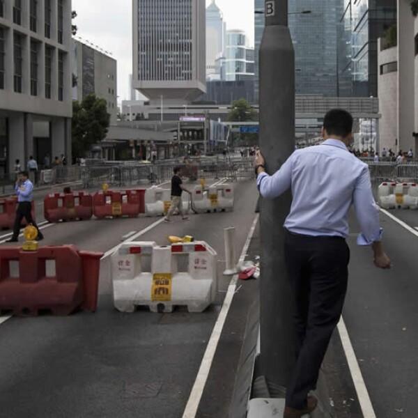 Hong Kong empresarios