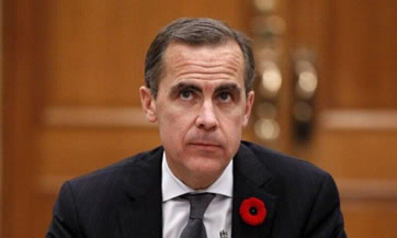 Carney dejó en el camino a Paul Tucker, subgobernador del Banco de Inglaterra.  (Foto: Reuters)