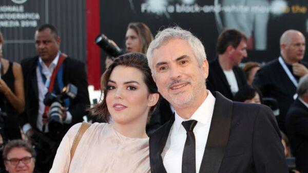 Tess Bu y Alfonso Cuarón