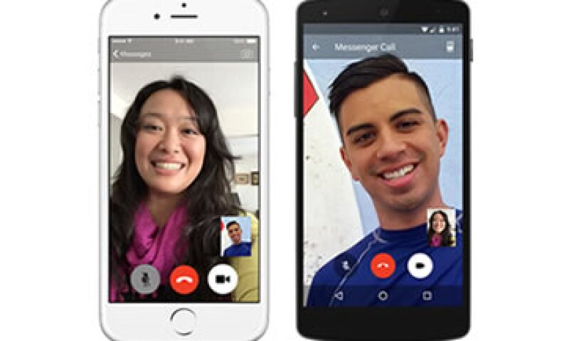 Para comenzar a usar el servicio hay que descargar la aplicación Messenger de Facebook. (Foto: Cortesía Facebook)