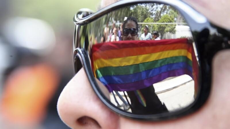 marcha de la comunidad lesbico gay