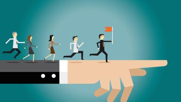 Liderazgo - mandos medios - alta dirección - gerentes