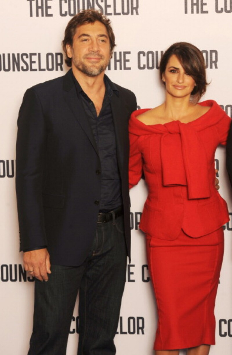 Javier Bardem es el gran amor de Penélope, y es que han vivido su carrera como actores siempre de la mano.