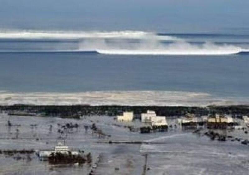 El terremoto en Japón ha generado una alerta de tsunami en varias partes del mundo, incluido México. (Foto: Reuters)