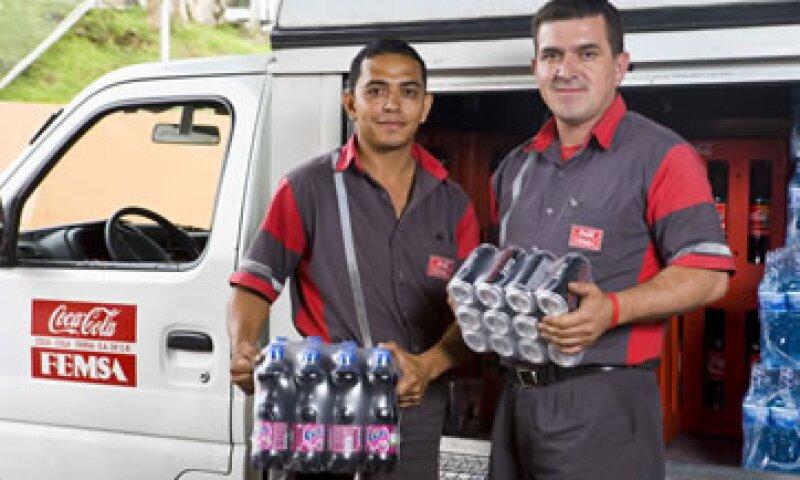Coca-Cola FEMSA produce y distribuye Coca-Cola, Fanta, Sprite y otras bebidas. (Foto: Cortesía de Coca-Cola FEMSA )