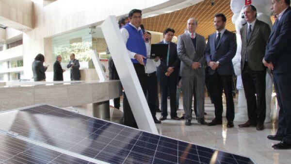 Sistema de Autoabastecimiento Bimbo Solar