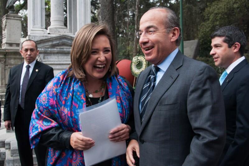 La jefa delegacional de Miguel Hidalgo cuestionó la actitud con la que se tomó su Periscope del cumpleaños de Diego Fernández de Cevallos.