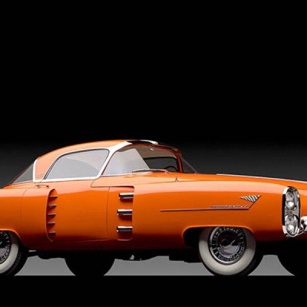 El coche creado por la Boano Torino, aunque no se vendió, alcanzó un precio de puja de 1.5 mdd.