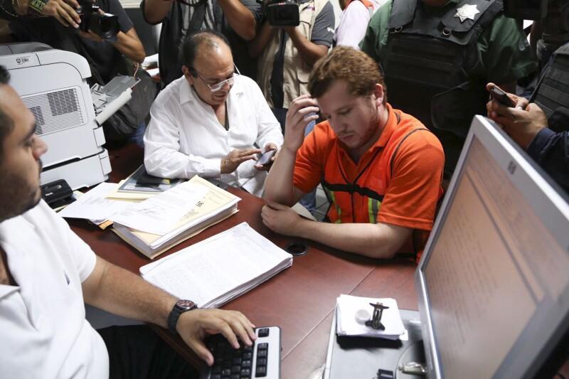 Un juez dictó este miércoles el auto de formal prisión contra uno de Los Porkys; enfrenta cargos por pederastía.