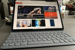 El iPad Pro va por mercado de laptops