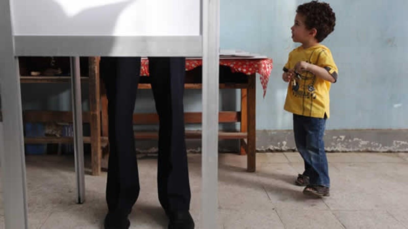 elecciones Egipto