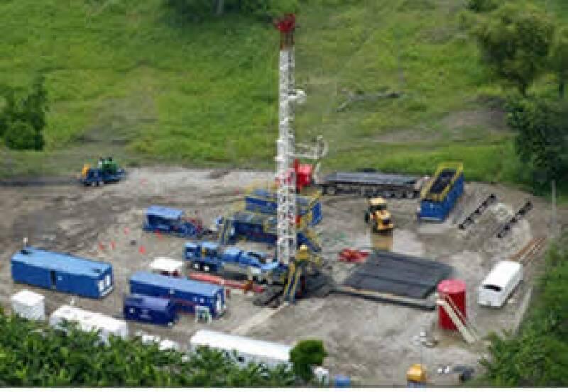 Pemex espera que los yacimientos de Tsimin y Ayatsil producirán en conjunto 300,000 bpd una vez que comiencen a operar. (Foto: Cortesía Pemex)