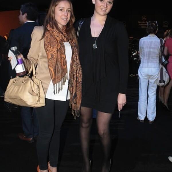 Adriana Soto y Kitzia Mitre