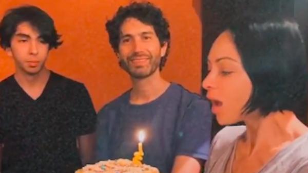 Cumpleaños Celina del Villar