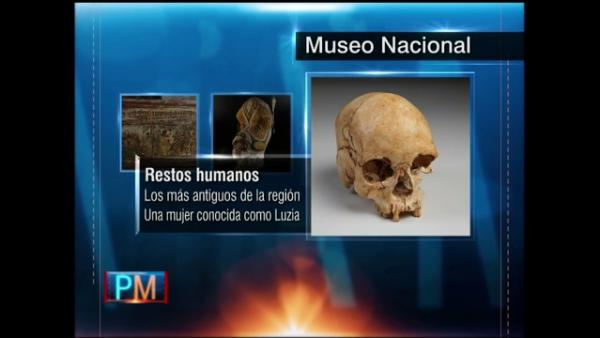 Estos son los objetos más valiosos perdidos en el Museo Nacional de Río