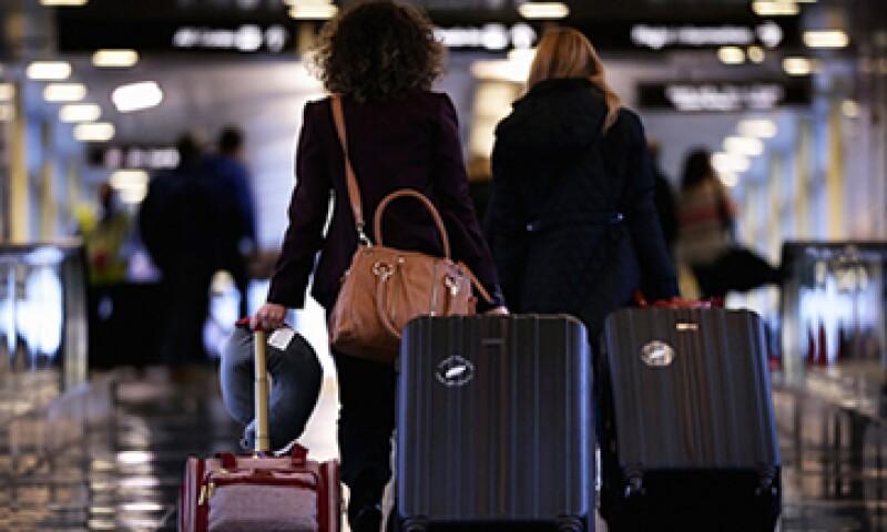 La sala de vuelo y la reservación de hotel estarán disponibles en la aplicación de Google. (Foto: Getty Images)