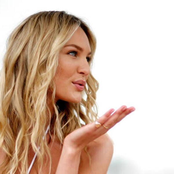 Candice Swanepoel, una gran representante de la belleza de Sudáfrica.