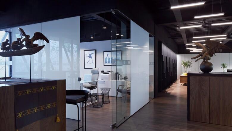 Oficinas PS08, a detalles