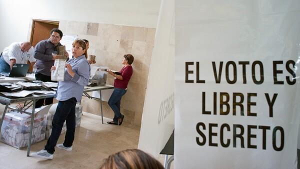 Votaciones