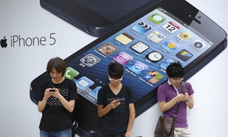 Apple vendió 47.8 millones de iPhones en el cuarto trimestre por debajo de los estimados por analistas.  (Foto: Getty Images)