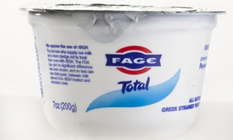 Yogur fage