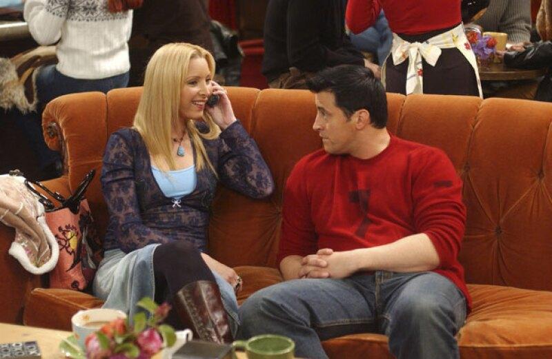 Ellos no terminaron juntos pues siempre se mantuvieron como amigos con beneficios.